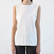 Bandsome - Crew Neck Tank Australian Made