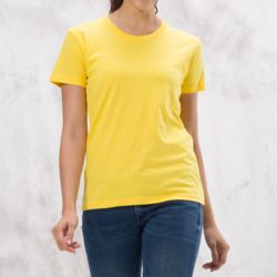 Quoz - Ladies Wave Tee Thumbnail