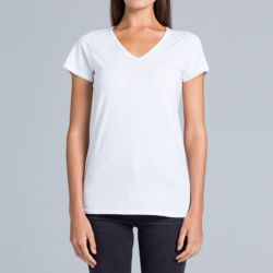 AS Colour - Bevel T V-neck Thumbnail