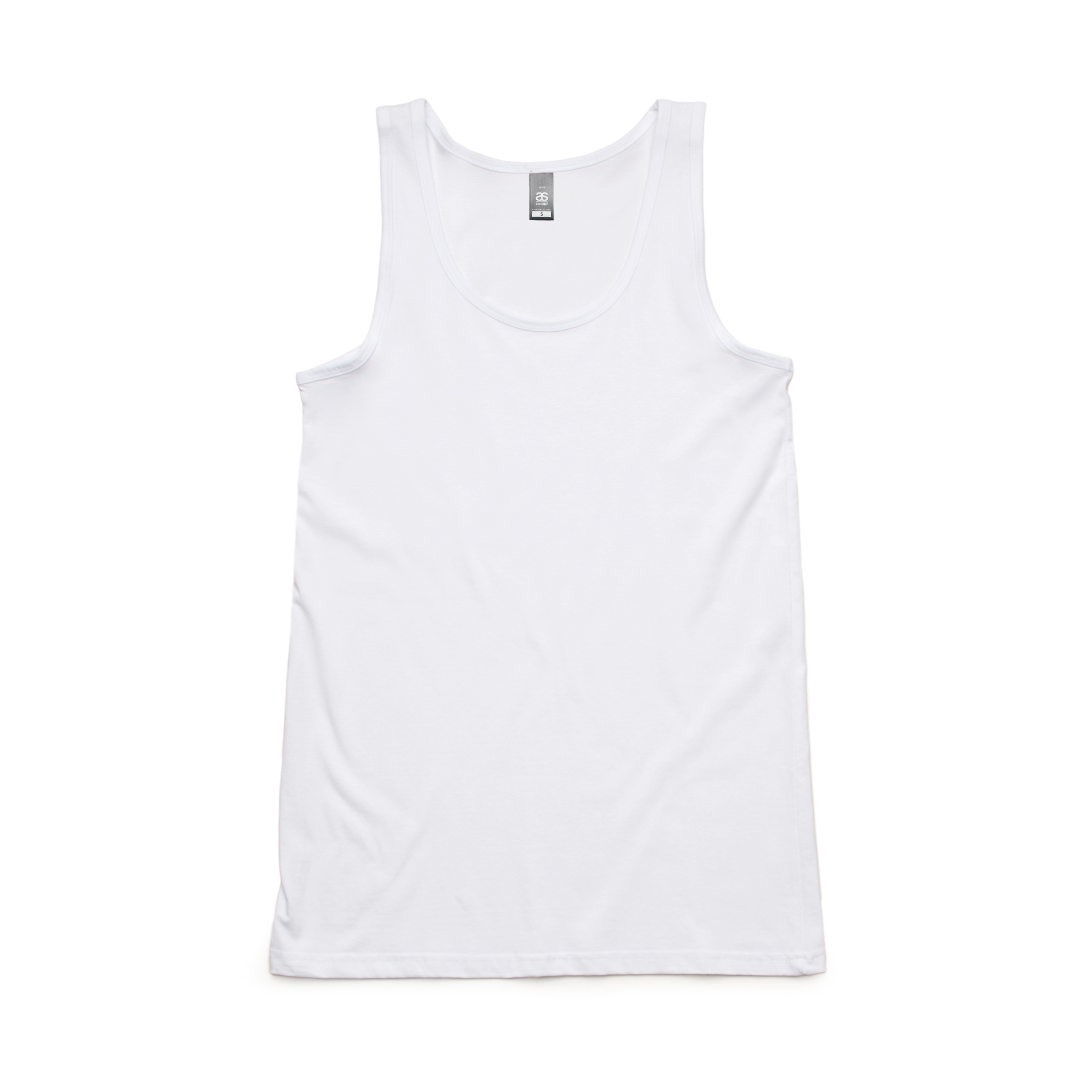 45f8c5c8e87f4 AS Colour - Authentic Singlet Easy and Affordable custom t-shirt printing
