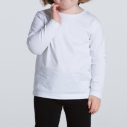 AS Colour - Kids Longsleeve Tee Thumbnail