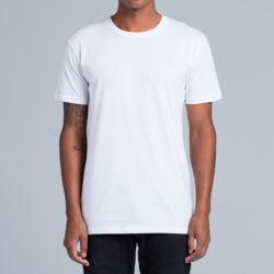 AS Colour - Slim Fit Paper Tee Thumbnail