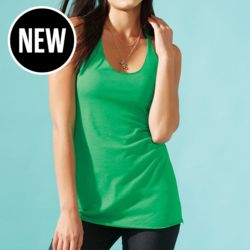Next Level - Triblend Racerback Tank Thumbnail