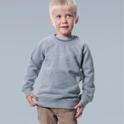 AS COLOUR- Kids + Youth Crew Neck Sweater Thumbnail