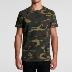 AS Colour - Camo Staple Tee  Thumbnail