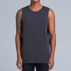 AS Colour - Tall Barnard Tank tee  Thumbnail