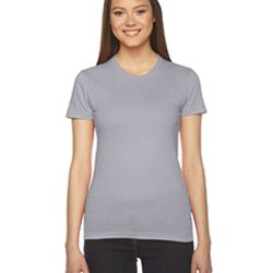 American Apparel Ladies' Fine Jersey Short-Sleeve T-Shirt Thumbnail