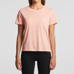 AS Colour - Square Tee Thumbnail