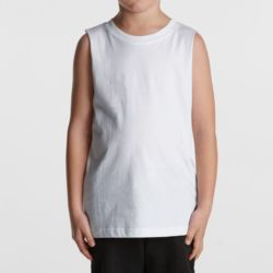 AS Colour - Kids Barnard Tank tee  Thumbnail