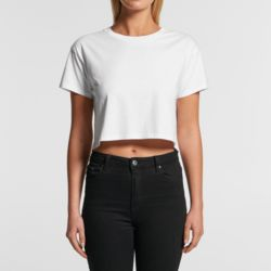 AS Colour - Crop Tee Thumbnail